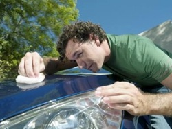 Полировка кузова автомобиля, полировка авто
