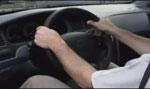 3. Положение рук водителя